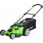 Cordless Lawn Mower Greenworks G40LM49DB