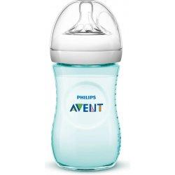 Avent Dojčenská fľaša Natural tyrkys 260ml alternatívy - Heureka.sk 38ae7579f14