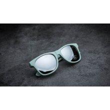 Vans Spicoli 4 Shade Split Green Frosted-Silver Mirror