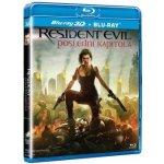 Resident Evil: Poslední kapitola BD