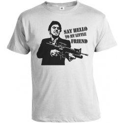 bf584ea9860 Al Pacino Scarface tričko pánske