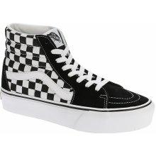 Vans Sk8-Hi Platform 2 Checkerboard  True White dccdec89e7c