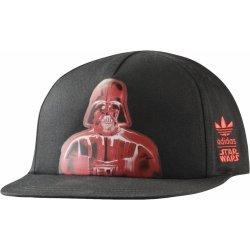 Adidas STAR WARS CAP červená