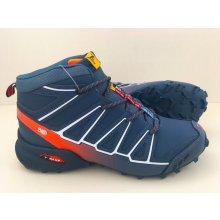 Pánska trailová obuv 3644M6 Modrá / Modrá
