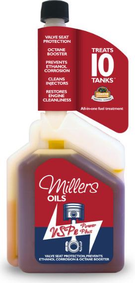 Millers Oils VSPe Power Plus Multishot 500 ml - 0