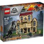 LEGO Jurassic World 75930 Vyčíňanie Indoraptora na panstve Lockwoodovcov