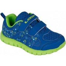 Detská vychádzková obuv FINN KID modrá