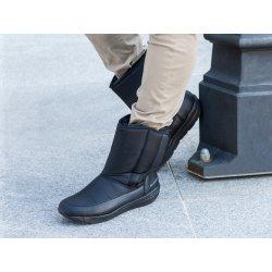 Pánske nízke zimné čižmy Walkmaxx Comfort od 40 f2de4361f44