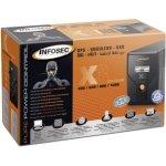 INFOSEC X3 800 LCD