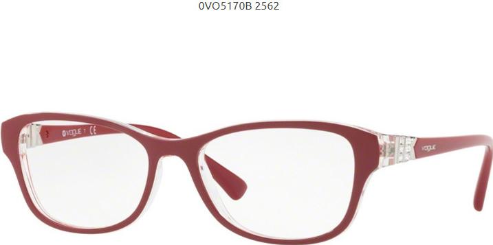 86751b78a Dioptrické okuliare Vogue VO5170B 2468 od 79,00 € - Heureka.sk