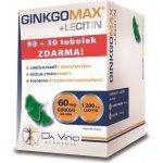 Da Vinci Academia GinkgoMax Lecitin tbl. 90 30
