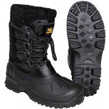 Fox Thermo trekingová zateplená obuv, čierna