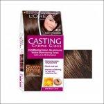 L´Oréal Casting Creme Gloss šetrné zloženie bez amoniaku Ľadový gaštan 415