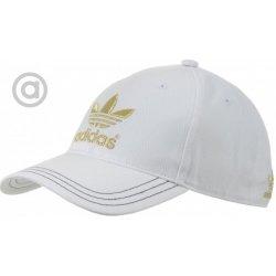 8e41cff7f Adidas Originals stylová kšiltovka AC CLASSIC CAP Bílo zlatá Z27390 ...