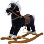 Knorrtoys hojdací koník BLACKY v.68cm