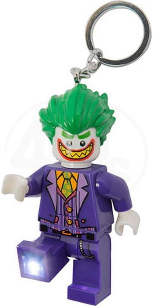 Prívesok na kľúče Prívesok na kľúče LEGO Batman Movie Joker ... 61bc88a45d7
