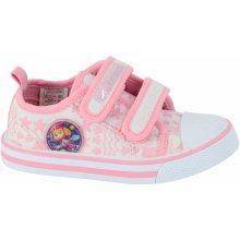 Disney by Arnetta Dievčenské tenisky Paw Patrol ružové ee363568d4e