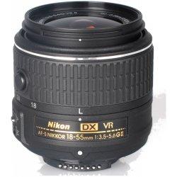 Nikon 18-55mm f/3,5–5,6G DX VR II