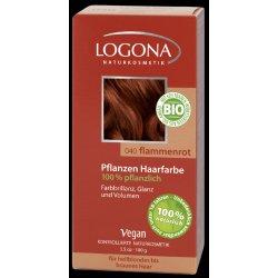 Logona farba na vlasy ohnivá červená 100 g alternatívy - Heureka.sk cc242c7d399
