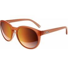 Poc Know Adamant Orange Translucent BGM Brown Gold Mirror