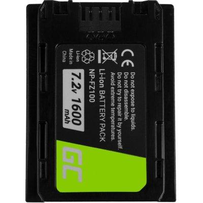 Green Cell Alpha A7 1600 mAh batéria - neoriginálne