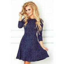 6983cca75419 Saf dámske šaty 49-3 jeansová tmavo-modrá