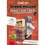 Denník malého Minecrafťáka 2 Cube Kid