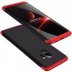Púzdro FORCELL 360° Ochranné Samsung Galaxy S9 Plus červené