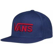 Vans Drop V Snapback dress blues 16