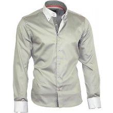 90898096737e Binder De Luxe košeľa pánska luxusné 80803 satén
