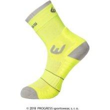 298bde7cf04 P WLK letné turo. ponožky reflexní žlutá šedá