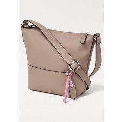 cbb851836446b Esprit taška cez rameno hnedosivá alternatívy - Heureka.sk