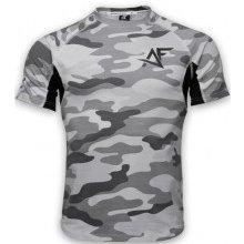 Aesthetic Fitness Maskáčové tričko