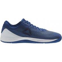 c91577f2438e Reebok Pánske fitness topánky R CROSSFIT NANO 8.0 Modrá   Biela