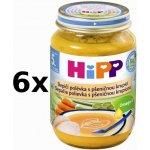 HiPP Slepačia polievka s pšeničnou krupicou 6x190g