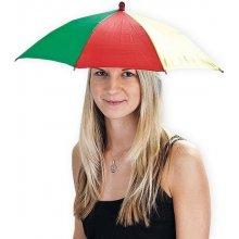 Dáždnik iba na hlavu