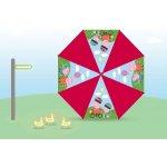 Euroswan Vystreľovací dáždnik Peppa Pig pr. 80 cm