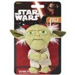 Star Wars VIIYoda Mini mluvící plyšová hračka 10cm