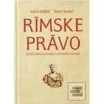Rímske právo - Karol Rebro, Peter Blaho