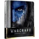Warcraft: První střet - Steelbook BD