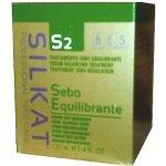 BES Silkat S2 Seboequilibrante Lotion tonikum na mastné vlasy 12 x 10 ml