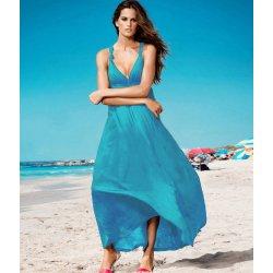 207abcab0 Maxi dlhé letné plážové šaty BEACH tyrkys alternatívy - Heureka.sk