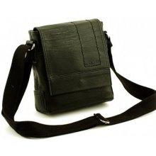 Bevers SD060-3 pánska stredná listová taška černá
