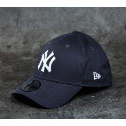 new styles 088a9 2f06d New Era Cap 39Thirty Major League Baseball Basic New York Yankees Navy   White