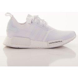 59de9d3da938 Adidas Pánske tenisky Originals NMD R1 Primeknit White alternatívy ...