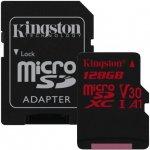 Kingston microSDXC 128 GB UHS-I 740617276244