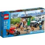 LEGO City 60048 Jednotka s policajným psom