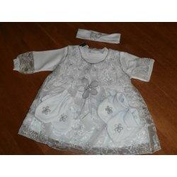 e6f84a20601a dievčenské šaty na krst alternatívy - Heureka.sk
