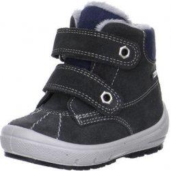 Superfit 1-00307-06 zimné topánky GROOVY šedá od 70 1cbd7f80e3d
