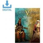 Civilization 5: Double Civilization and Scenario Pack - Spain and Inca